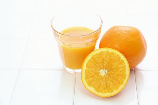 切橙子和橙汁3