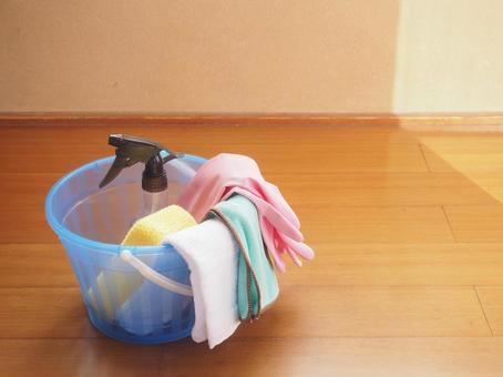 General cleaning set