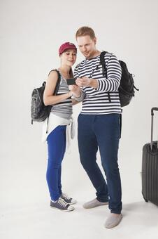 A couple to travel 16