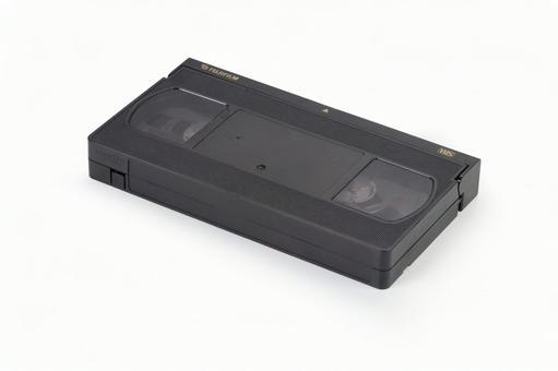 비디오 테이프 VHS 녹화 재생 VTR