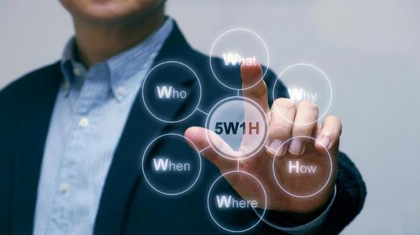 Business framework (5W1H)