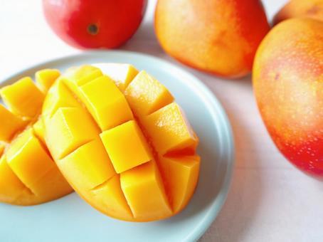 Cut mango 2