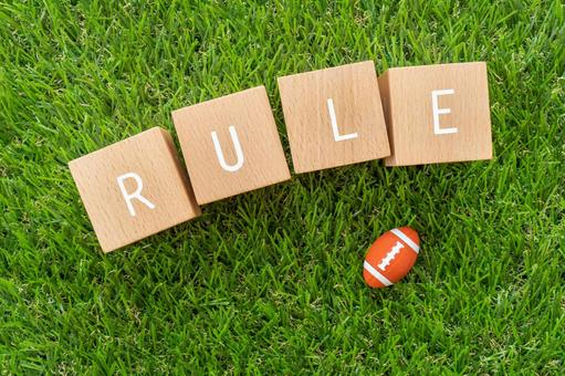 """Rugby rules 