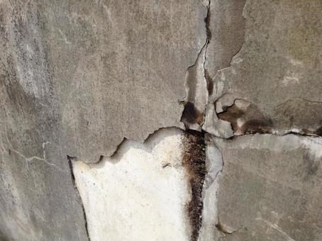 Concrete wall renovation remodeling