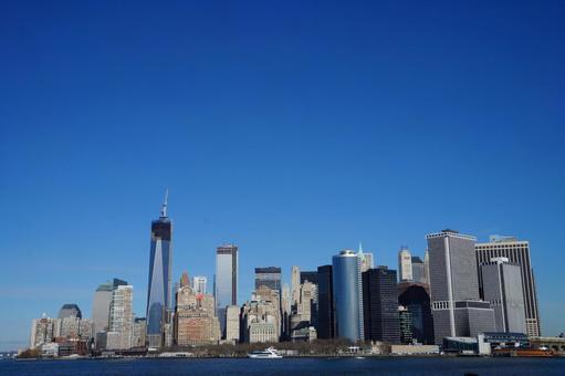 紐約/曼哈頓的高層建築群