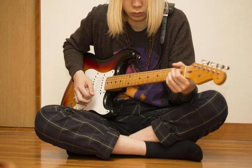 Guitar 17