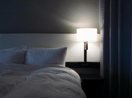 Autumn night long sleep bedroom indirect lighting