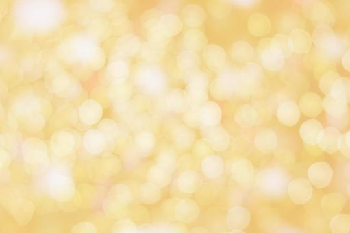 Gold glitter abstract background material texture-overlapping light