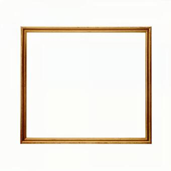 Gold frame thin type