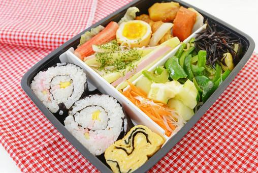 Bento that looks delicious