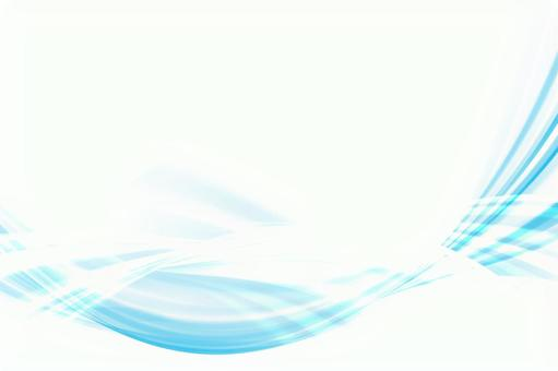 Wave wave background material 16