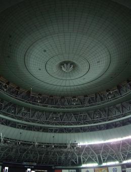 쿄 세라 돔 오사카 천장
