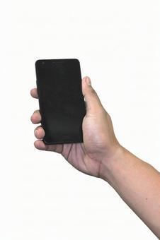 Hand parts (smartphone)