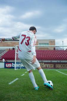 Football kick 27