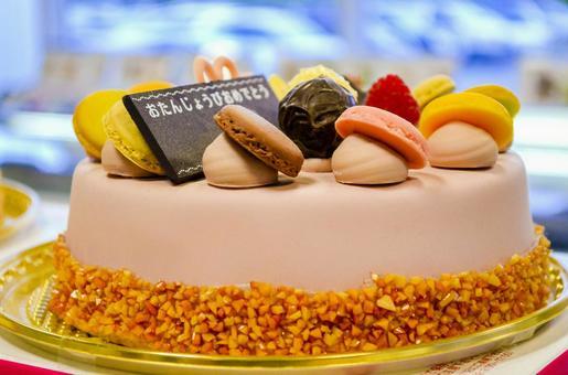 Decoration cake 1