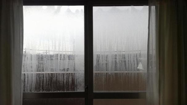 결로 창문 임대 아파트