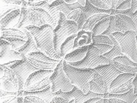 Lace background material 4 white