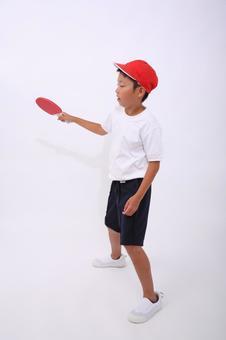 乒乓球儿童3
