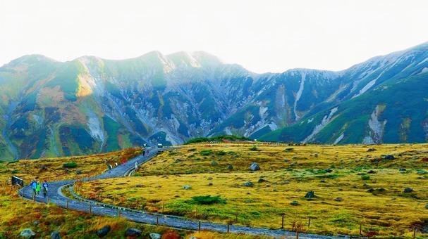 Northern Alps (Tateyama Murodo)