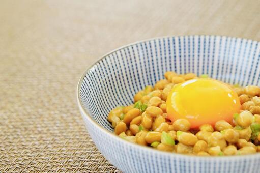 낫토 계란