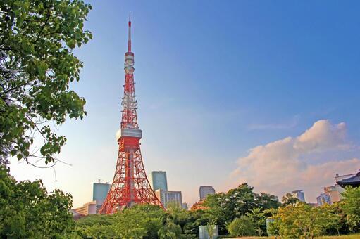 아름다운 도쿄 타워