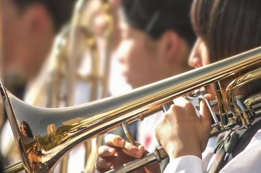 Brass band image 9