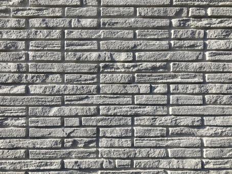 Exterior wall tile block wall texture material _wt_01