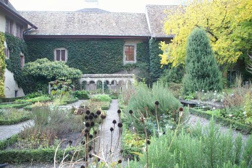 교회의 정원