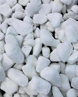 White stone gravel stone texture (6)
