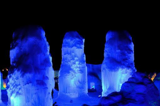 치토세 · 시코 얼음 우의 축제 9