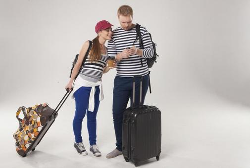 A couple to travel 18
