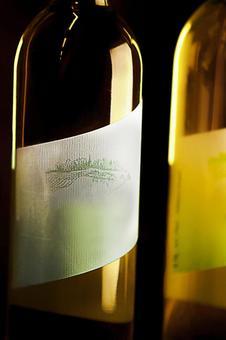 Wine bottle 18