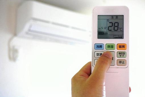 空調溫度設置