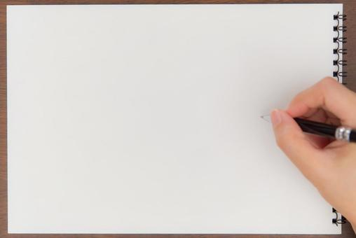 Woman to write