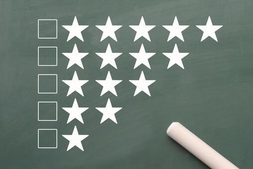 Evaluation / assessment list