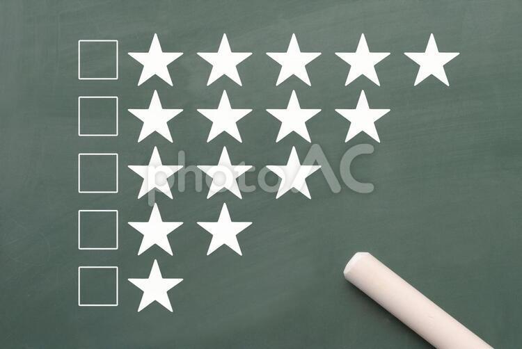 評価・査定リストの写真