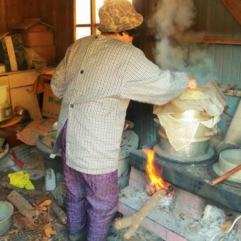Cooking in Kado