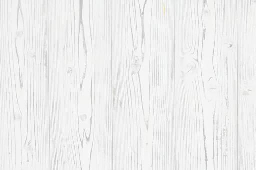 고풍스러운 하얀 나무로 된 벽 | 무료 배경 소재
