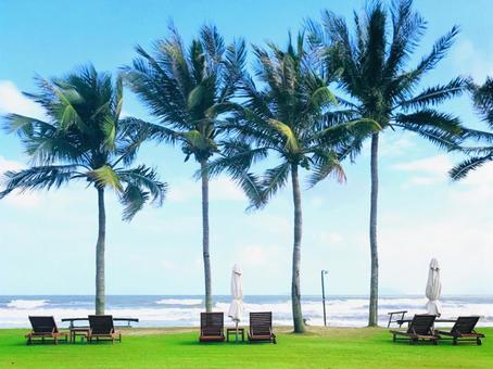 Resort Beach Vietnam (Hoi An) Private Beach