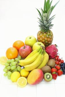 Various fruits 1