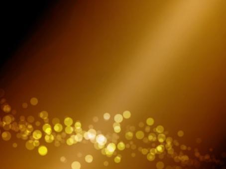 Background material · Design · Light streaks of gold