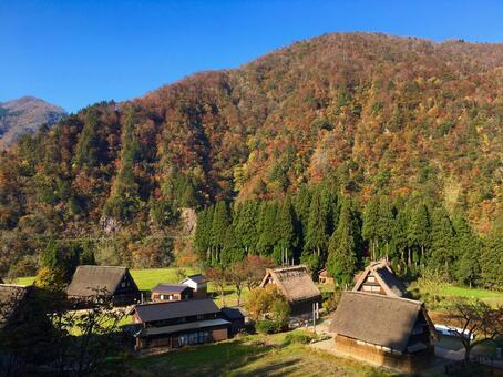 Gokayama Suganuma Gakusho Building Colony