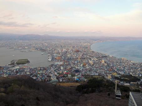 Scenery of Hakodate (2)