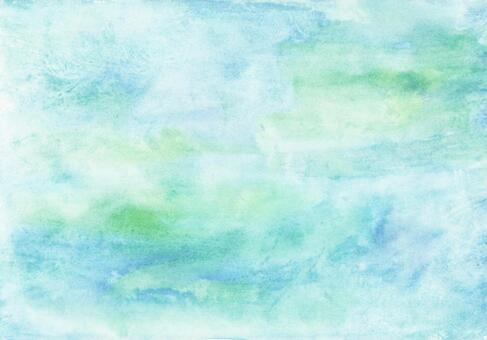 Background texture material watercolor blue 02