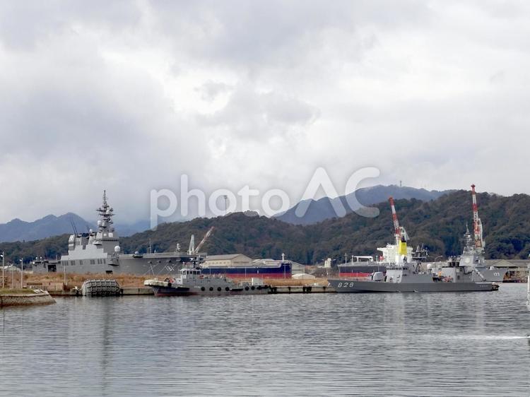 舞鶴港の写真