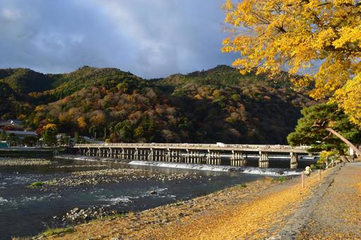 Autumn in Arashiyama, Kyoto 08