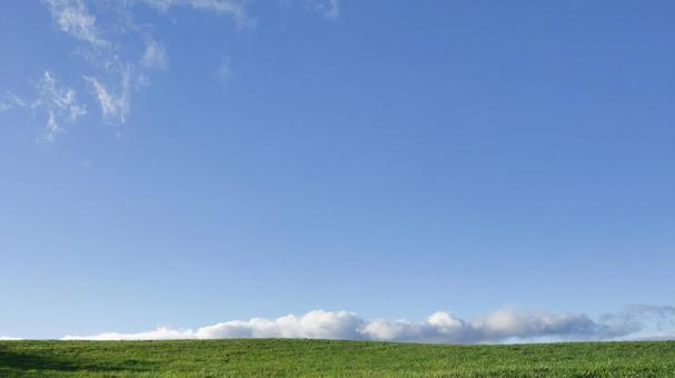 초원과 하늘