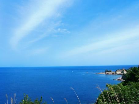 Seto Inland Sea from Shodoshima. 03