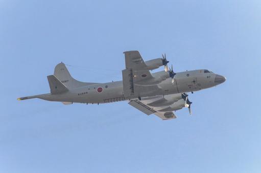 P-3C sentry aircraft, Maritime Self-Defense Force, Self-Defense Force flying aircraft