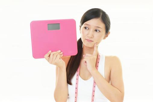 Women dissatisfied with diet